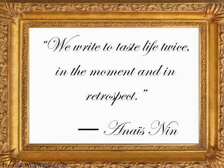 writing quote Anais Nin