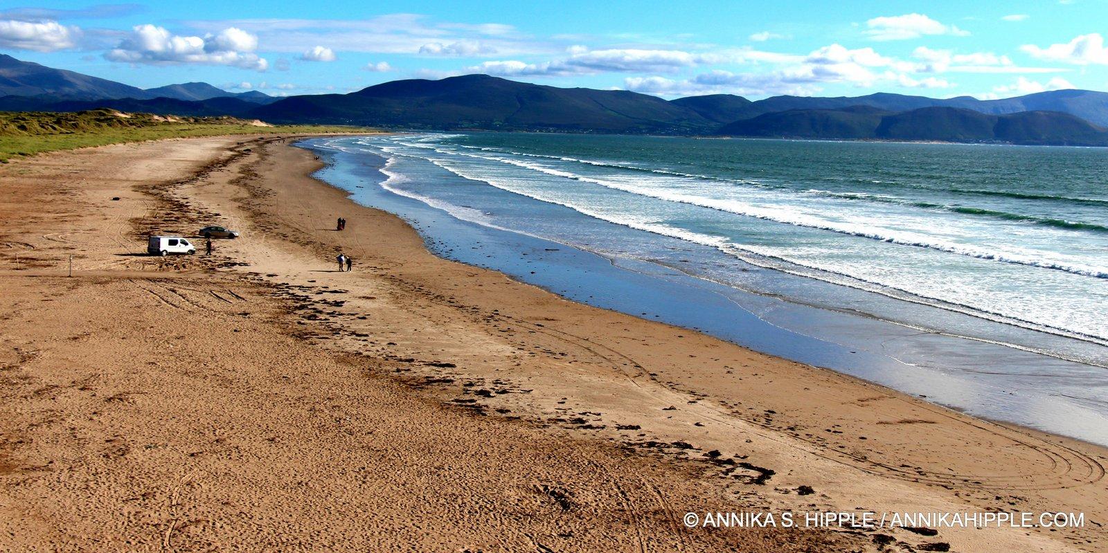 Dingle beach